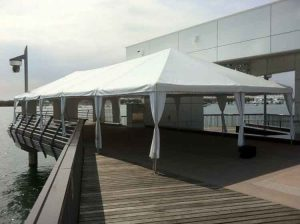 6m x 15m Marquee Hire